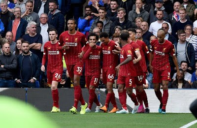 Liverpool Edge Out Chelsea At Stamford Bridge