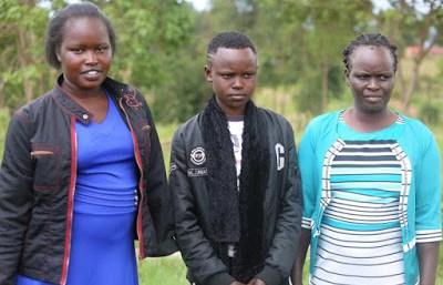 Meet Kenyan Sisters Who Eat Soap (Photos)