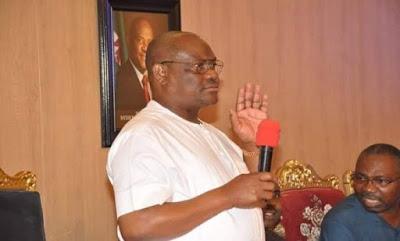 BREAKING: Drama as Wike storms PDP BoT meeting