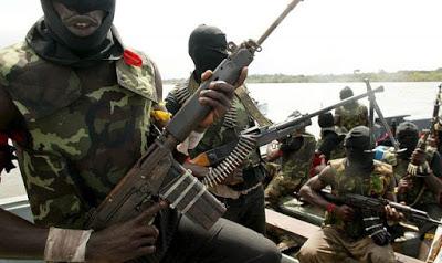 Gunmen in military uniform
