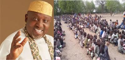 Okorocha to build schools in IDP camps