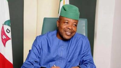 Imo State governor elect Emeka Ihedioha