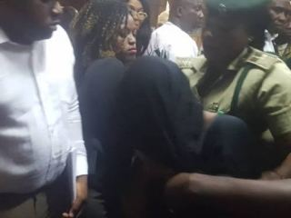 Video: Movement Maryam Sanda Was Sentenced To Death By Hanging