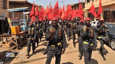 Police And Shi'ites Members Clash In Abuja