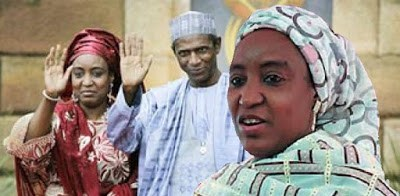Nigeria's Situation Would Have Been Better If My Husband Did Not Die - Wife Of Late Yar'Adua