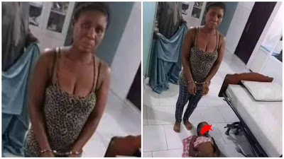 Stepmother Beat Her Stepdaughter To Death Over Plantain