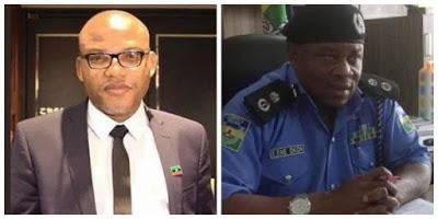 Well hunt down their children Nnamdi Kanu threatens Police lailasnews 6 600x300 1