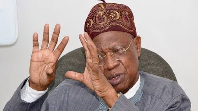 'Nigeria Is The Most Safest Country In The World' - Lai Mohammed