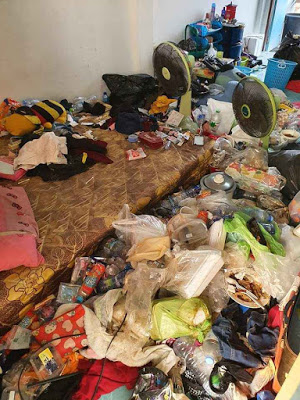PHOTOS: See The Shock A Landlady Found In Room She Rented To Two Ladies