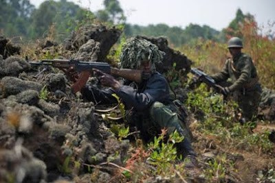 Four Soldiers, Thirteen Militia Killed In DR Congo