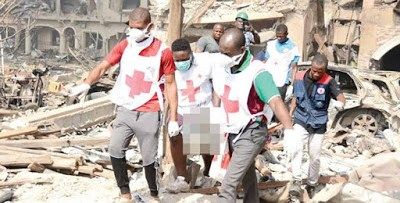 Principal, 16 Others Killed, 25 Injured In Lagos Gas Explosion