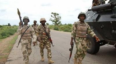 Terrorists Kill Six Soldiers In Borno Ambush