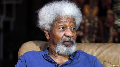 Buhari Has No Constitutional Backing To Lock Down Lagos, Ogun, Abuja - Soyinka