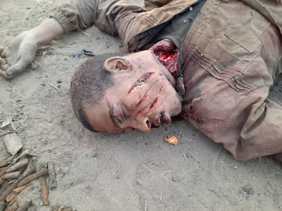 PHOTOS: 105 Terrorist Killed By Nigeria Troops In Yobe