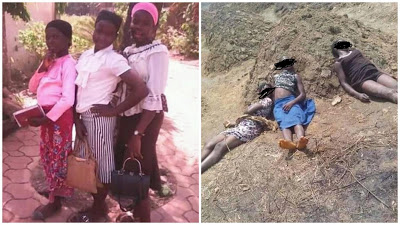PHOTOS: 3 Sisters Drown In A River