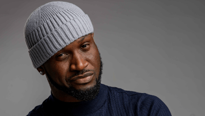 'I Was A Gold digger When I Met My Wife 18 Years Ago' - Peter Okoye