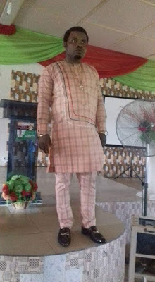 PHOTOS: Pastor Caught Planting Charm On His Cousin's Land In Order To Extort Money From Him