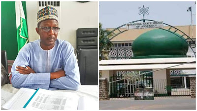 JUST IN: Kaduna Deputy Speaker Impeached
