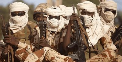 BREAKING: Soldiers Gun Down Boko Haram Commander In Borno