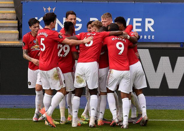 Man Utd Book UCL Spot Alongside Chelsea, Liverpool And Man City