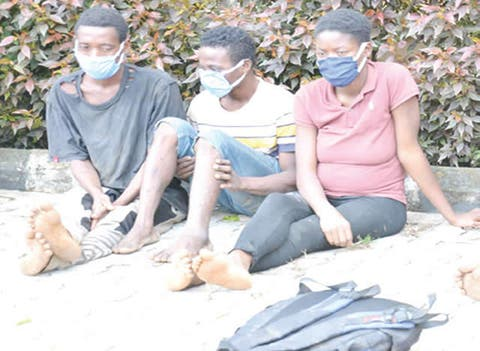 Lady Connives With New Lover To Kill Her Ex-boyfriend In Ondo