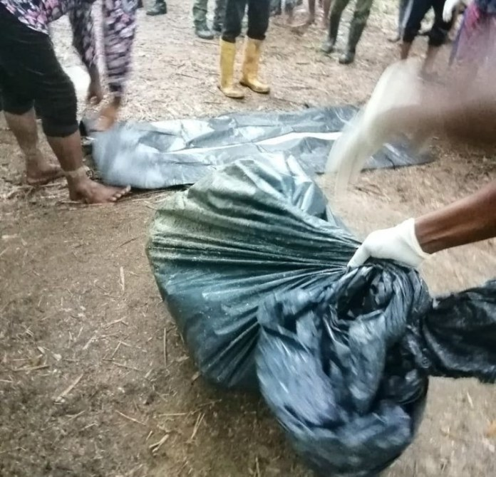Cultists Bury 3 Police Informants Alive In Rivers (Photos)