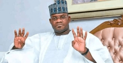 Appeal Court Affirms Yahaya Bello As Kogi Governor