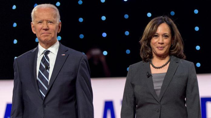 Joe Biden Names Kamala Harris As Running Mate