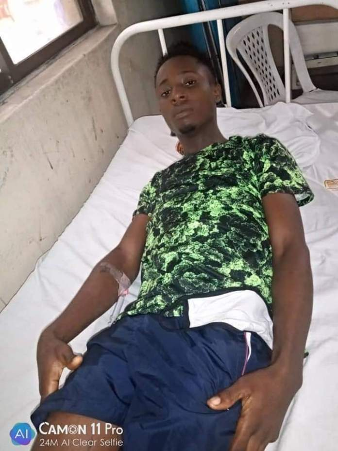Police Shoot 19-Year-Old Boy For Impregnating A 17-Year-Old Girl In Rivers State (Photo)