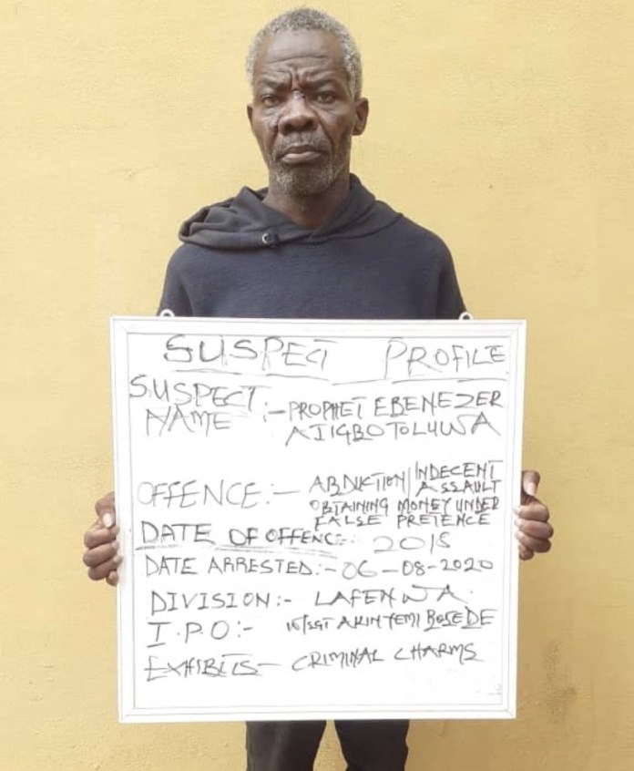 Pastor Defraud Woman Of N2 Million, Impregnate Her Two Daughters