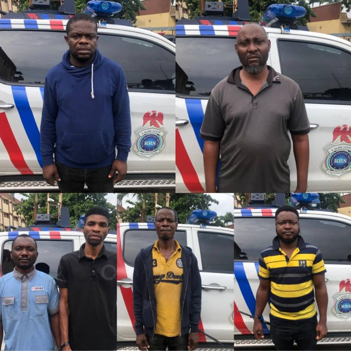 Fraudsters Specialized In Cloning SIM Cards Of Prominent Deceased Nigerians And Transferring Their Money Arrested