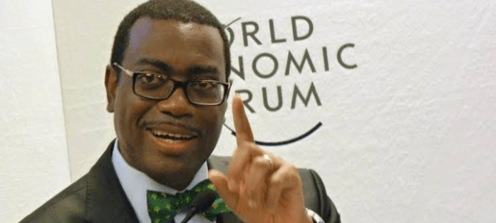 BREAKING: Adesina Re-Elected As AFDB Governor