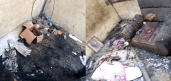 4 Family Members Burnt To Death In An Kerosene Explosion