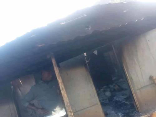 Bandits Attacked Kaduna Village, Kill Village Head, 3 Family Members (Graphic Photos)