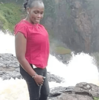 Lady Drowned While Posing For Photos During An Outing With Her Fiancé