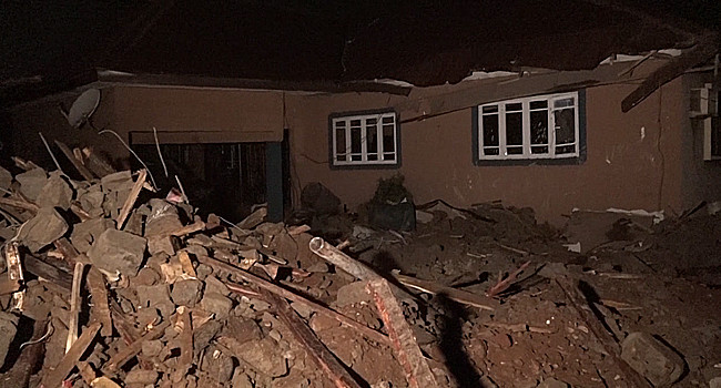 Collapsed Storey Building Kill One