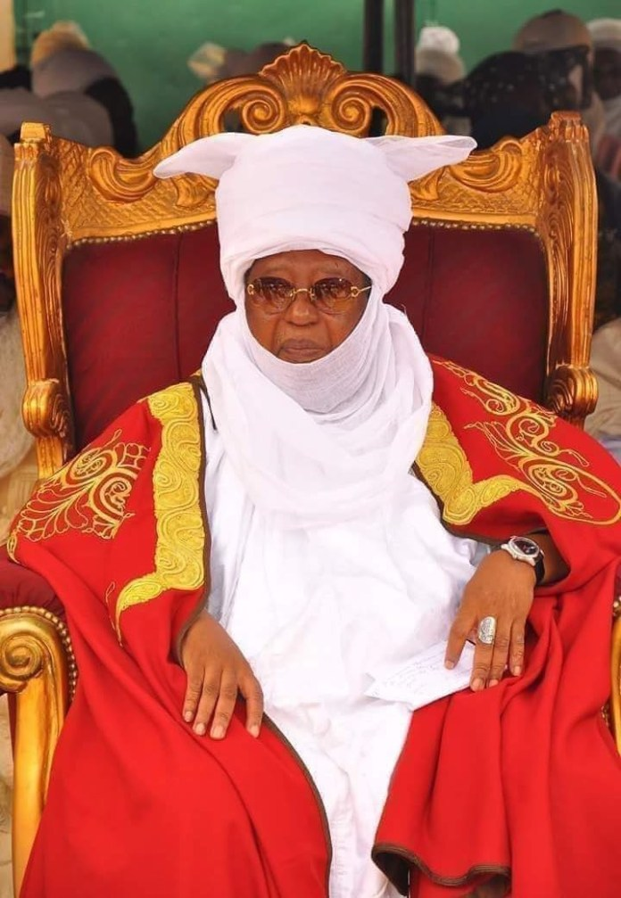 Emir Oaf Zazzau, Shehu Idris Dies At 84