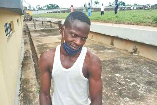 Security Operatives Nab Fake Amotekun Officer In Ibadan