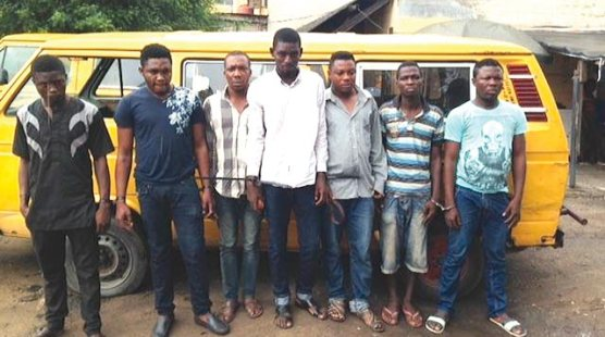 36 Armed Robbers And Kidnappers Arrested in Adamawa