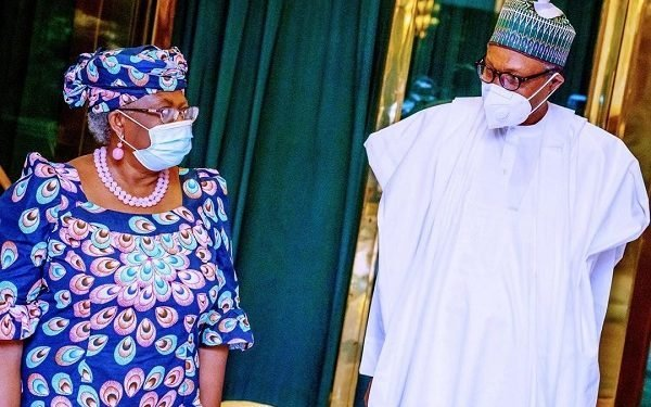 I'd Call World Leaders To Support You, Buhari Tells Okonjo-iweala