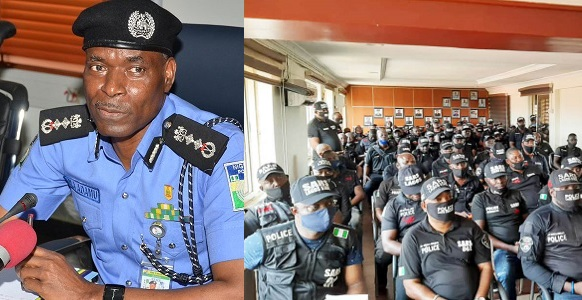 #ENDSARS: IGP Bows To Pressure, Finally Disbands SARS In Nigeria