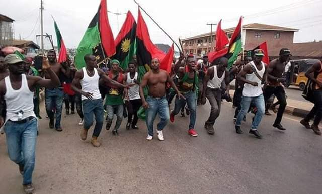 Military Laying Siege To Nnamdi Kanu's Hometown - IPOB