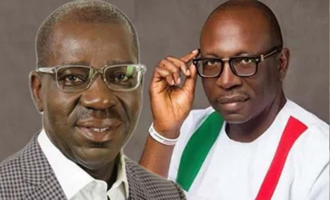 Obaseki and Ize Iyamu