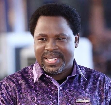 T.B. Joshua Re-Invited To South Sudan After Prophecy About Unity Was Fulfilled