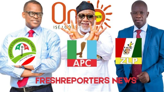 #OndoDecides2020: Live Coalition Of Ondo Election Results