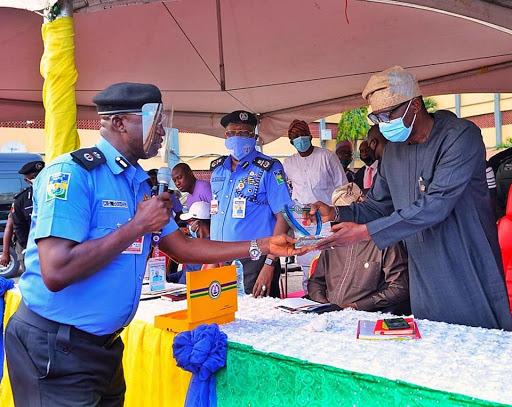 #EndSARS: Sanwo-Olu Awards Scholarship To Children Of Killed Policemen