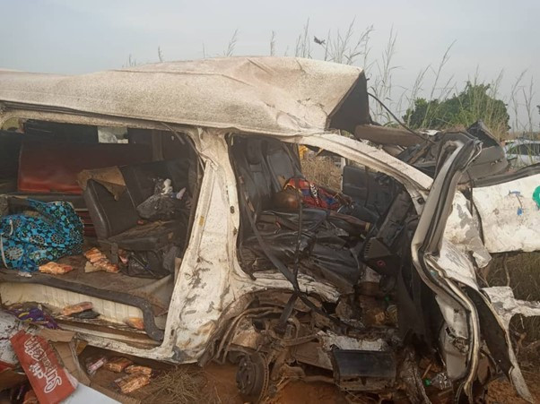 Fatal Accident Claims Six Lives In Anambra State (Photos)