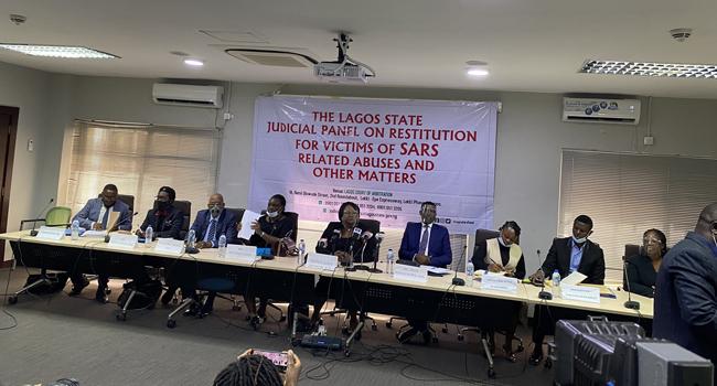 Lagos Judicial panel sitting