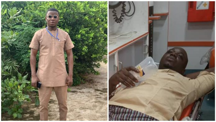 One Dead, Another Survived With Injuries As Police Officer Open Fire In Ekiti (Photos)