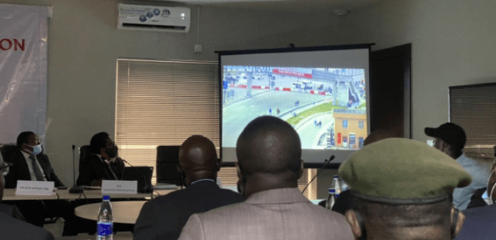 LCC Footage Reveals Soldiers Were Deployed To Lekki Tollgate In Seven Trucks